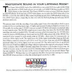CLASSIC RECORDS CD HDAD-2008 Muddy Waters Folk Singer 2000 USA