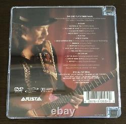 Carlos Santana Shaman Rare 5.1 Surround Sound DVD Audio Disc Nice