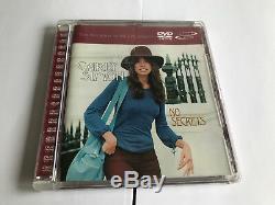 Carly Simon No Secrets Rhino R9 74384 RARE MULTICHANNEL DVD-Audio 081227438494