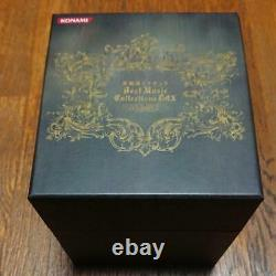 Castlevania Akumajo Dracula Best Music Collections BOX DVD SMD Sound Track Japan