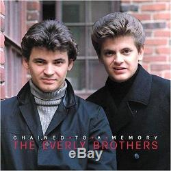 Chained to a Memory 1966-1972 (WithBook) (WithDvd) Everly Brothers Audio CD