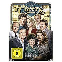 Cheers Die komplette Serie (FSK 6 Jahre) DVD