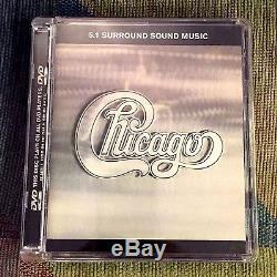Chicago II Rare 5.1 Advanced Resolution Surround Sound DVD Audio