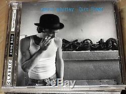 Chris Whitley Dirt Floor (DAD 24/96) NEU mega rare DVD-Audio, k. Video/SACD OOP