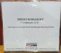 Classic Records Scheherazade Rimsky-Korsakoff HDAD PLUS 24/96 24/192 SEALED