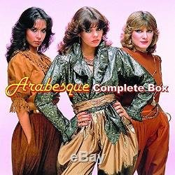 Complete Box 10CD+DVD / Limited Release Arabesque Audio CD