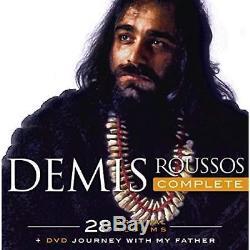 Complete -CD+DVD- Demis Roussos Audio CD