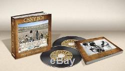 Crosby, Stills, Nash & Young CSNY 1974 (NEW PURE AUDIO BLU-RAY & DVD)