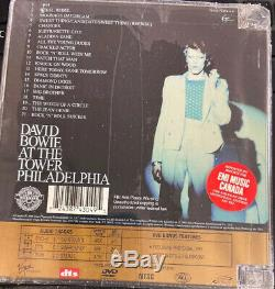 DAVID BOWIE David Live DVD Audio/DTS/5.1 (Sealed) CD