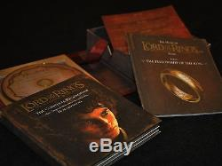 DVD AUDIO 5.1 MLP Howard Shore LOTR Fellowship Of The Ring Complete Recordings