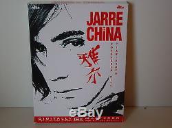 DVD-JEAN MICHEL JARREJARRE IN CHINA-2004 Warner Music DoDVD+Audio CD