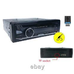 DVD MP3 Player Bluetooth USB Music Handsfree Car Stereo Audio FM BT3252 Radio