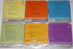 Daniel Barenboim Beethoven Symphonies 1 2 3 4 5 6 7 8 9 TELDEC 6-DVD-Audio-Set