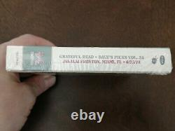 Dave's Picks 34 Jai-Alai Fronton, Miami, FL 6/23/74 (With Bonus CD!) NEW