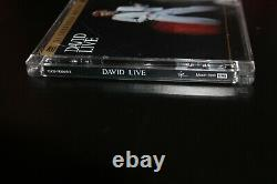 David Bowie David Live DVD Audio 5.1 and DTS Surround RARE & Out of Print