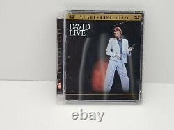 David Bowie Live at the Tower Philadelphia DVD Audio Video