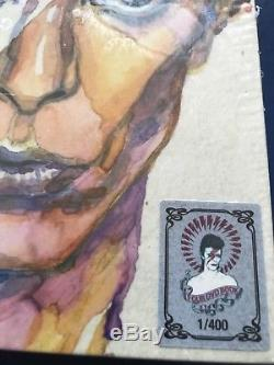 David Bowie Rare Limited Edition Numbered 4 DVD Box Set 1969 2006