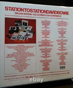 David Bowie Station to Station BOWSTSD 2010 Super Deluxe Box Set MINT Sealed
