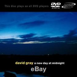 David Gray A New Day At Midnight (Dvd) DVD AUDIO David Gray CD SZVG The