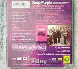Deep Purple-Concerto for Group and Orchestra DVDA 5.1 Surround Sound Disc
