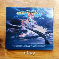 Deep Purple Stormbringer 35th Anniversary Edition CD/DVD, Remaster, New, SS