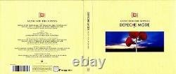 Depeche Mode SACD +DVD Music For The Masses CD SUPER AUDIO NO SLIPCASE
