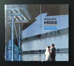 Depeche Mode Some Great Reward dvd, Collectors Edition Argentina SEALED