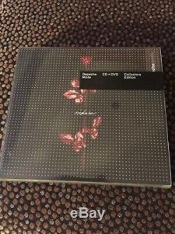 Depeche Mode Violator SACD hybrid cd / dvd collectors edition digipak