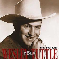 Detour (includes DVD) Wesley TUTTLE Audio CD