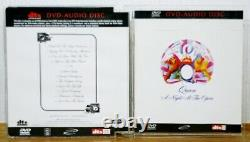 Difficult To Obtain Queen/Night At The Opera High-Quality Dvds Audio 5.1Ch Multi
