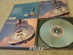 Dire Straits Brothers In Arms 20th Anniversary Edition DVD Audio 5.1 & CD