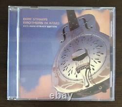 Dire Straits Brothers In Arms Rare 5.1 Surround Sound DVD Audio Dualdisc