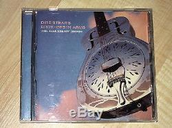 Dire Straits Brothers in Arms rare DVD-Audio DVD-A Dual-Disc CD k. Video/SACD MC
