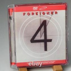 Dvd Audio Foreigner Folliner 2Ch 96Khz 24Bit 5.1Ch Hi-Res Dedicated Player