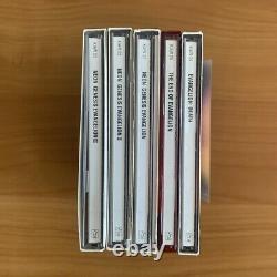 Dvd-Audio Set Of Neon Genesis Evangelion Soundtrack Ost Ii Iii Death End