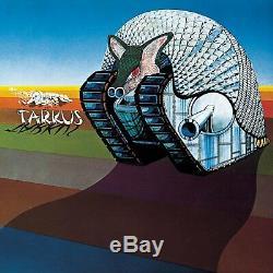EMERSON LAKE & PALMER Tarkus OOP DELUXE RM 2 CD & 1 DVD AUDIO 5.1 Steven Wilson