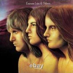 EMERSON LAKE & PALMER Trilogy RARE OOP DELUXE REMASTERED 2 CD & 1 DVD-AUDIO 5.1