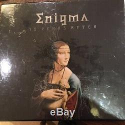 ENIGMA COLLECTOR BOX SET 15 years after 6 CDS & 2 DVDs brand new