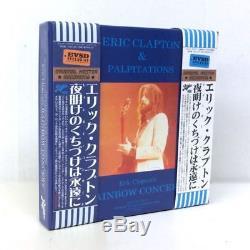 ERIC CLAPTON RAINBOW CONCERT (8CD + Bonus CD + 2DVD-Audio) F/S