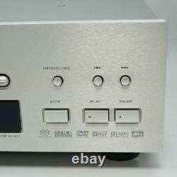 ESOTERIC DV-30s Universal Player (CD/SACD/DVD) used Japan audio/music