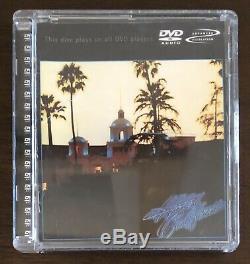 Eagles Hotel California 5.1 Advanced Resolution Surround Sound DVD Audio Nice