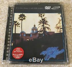 Eagles Hotel California 5.1 Advanced Resolution Surround Sound DVD Audio Nice