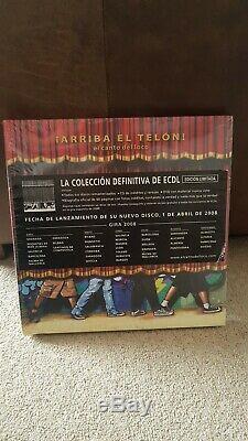 El Canto del Loco. Arriba el Talón. 5 CDs + 1 DVD a estrenar ¡EDICIÓN LIMITADA