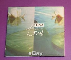 Elisa. Lotus. Raro Limited Edition Box Super Audio Sacd CD + DVD Nuovo