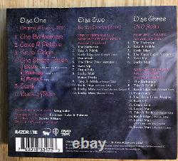 Elp 5.1 Deluxe 2 CD + DVD Audio Steve Wilson Mint Outtakes