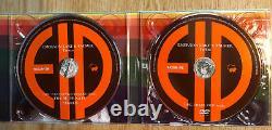 Elp 5.1 Deluxe Tarkus 2 Cds + DVD Audio Steve Wilson Mint Deluxe Oop
