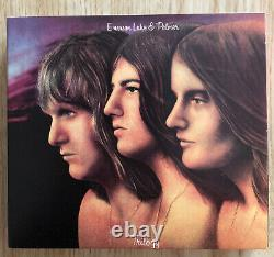 Elp 5.1 Deluxe Trilogy 2 CD + DVD Audio Surround Sound Mint Condition Oop