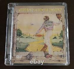 Elton John Goodbye Yellow Brick Road Rare 5.1 Surround Sound DVD Audio