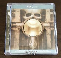 Emerson Lake Palmer ELP Brain Salad Surgery Rare 5.1 Surround Sound DVD Audio