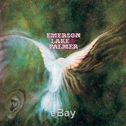 Emerson, Lake & Palmer Emerson, Lake & Palmer DVD Audio+2HQCD DVD Audio